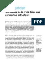 MARTINEZ, A._ALVAREZ, S. una lectura de la crisis