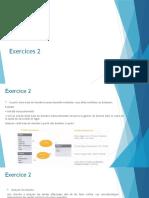 Exercices 2