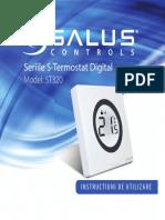 Termostat-neprogramabil-inel-tactil-ST320