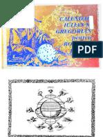 Calendar iulian si gregorian pentru România 1-2500
