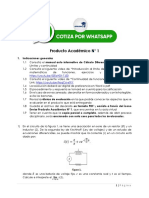 CALCULO DIFERENCIAL - PRODUCTO ACADEMICO Nº1