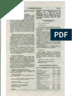 MODIFICAN EL CRONOGRAMA DEL CONCURSO PÚBLICO PARA NOMBRAMIENTO DE PROFESORES EN EL PRIMER NIVEL MAGISTERIAL