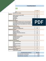 EMERCI - MEDA - Plan financier
