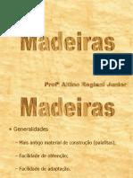 Aula 1A - Madeiras