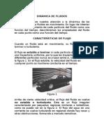 DINÁMICA DE FLUIDOS