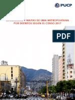 Estadisticas y Mapas Limam 2017