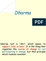 Dharma and its source (1)