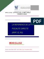 cours fiscalité mehdi ELLOUZ 2020 PDF