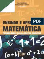 Ensinar e aprender matemática possibilidades para a prática educ.epub