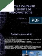 Curs V RADIATII ionizante Dentara II