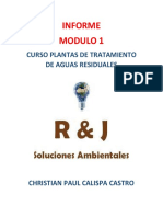 Informe Modulo 1 Christian Calispa