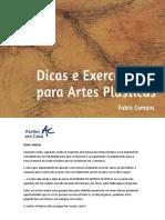 DICAS-E-EXERCICIOS-PARA-ARTES-PLASTICAS