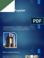 Banco Popular PRESENTACION FINAL