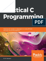 B. M. Harwani - Practical C Programming - Solutions for modern C developers to create efficient and well-structured programs.-Packt (2020)