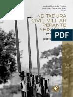 73 - A ditadura civil-militar perante a história