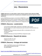 STM32VL Discovery - Recensione - 2010-11-11