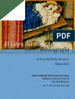 Melendez Rosario 2011 Bibliografia el-libro-del-buen-amor