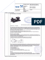 Filter Feed Pump Operation & Maintenance Manual