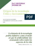 ISSE_1.1-Surgimiento de la tecnología