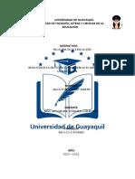 RELACIÓN DE LA FILOSOFÍA CON LA CIENCIA EL ARTE, LA RELIGIÓN, LA EDUCACIÓN. 1 ..docx
