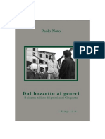 Il cinema italiano dei primi anni Cinquanta