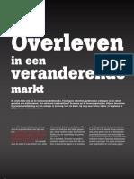 """""""Overleven in een veranderende markt"""""""