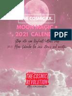 2021 moon calendar-cosmic revolution