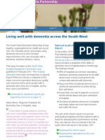 Living well with dementia bulletin, issue 4, February 2011
