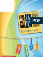BEST - Summer Courses 2011