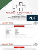 KONJUNGTIVITIS VERNALIS [LAPSUS & REFERAT].pdf