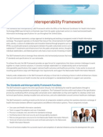 Standards and Interoperability Framework
