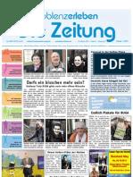 KoblenzErleben / KW 07 / 18.02.2011 / Die Zeitung als E-Paper