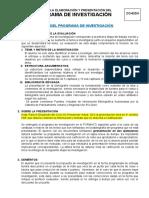 4 (Etapa) Guía Elab.  PROGRAMA DE INVESTIGACIÓN 30.05.20