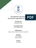 Aguas acidas de mina del origen al tratamiento.pdf