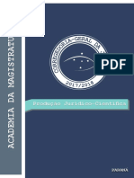 Versão Online - ACADEMIA DA MAGISTRATURA - Produção Jurídico-Científica (xx)