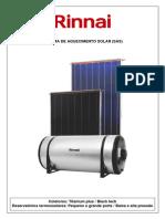 Solar rinnau
