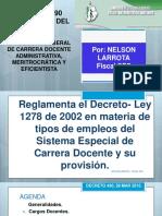 6. Análisis Decreto 490