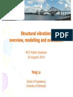 Structural Vibrations_Dynamic Resptonse_NTU Public Seminar