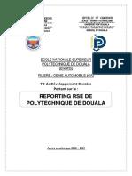 Le reporting RSE
