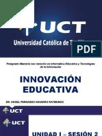 Unidad I - Sesión II innova