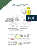 PILE CAP DESIGN_2-PILE