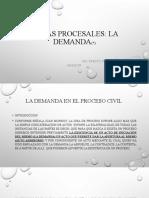 11 ACTOS PROCESALES .ppt
