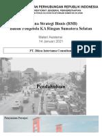 Materi Asistensi RSB KA Ringan Palembang