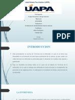 TECNICAS DE ESTREVISTAS - TRABAJO FINAL.pptx