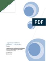 1.3 importancia de la comunicacion cientifica y tecnologica