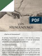 Humanismos ateos (ppt). General y autores (2)