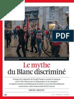 2021.01.14 Le Vif L'Express - Entrevista Sylvie LaUrent - Le Mythe Du Blanc Descriminé