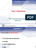 Day 3 Questions