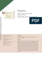 Negotiation Thompson.pdf