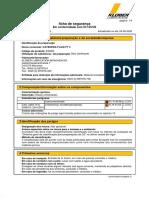 15002889 - KLUBER CATENERA FLUID FT 2  - ÓLEO CORRENTES - 04 05 05